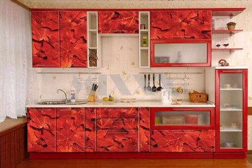 Кухня Клен 3.1м. Мдф цена 52700р.