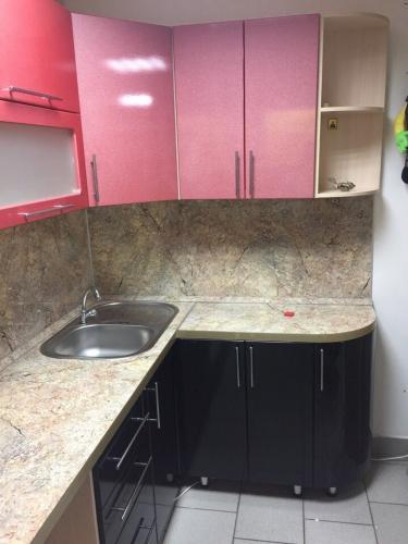 Кухня Каньен 2.6*1.4м. Мдф цена 64000р.