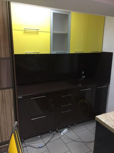 Кухня Люкс 2.0м. Пластик цена 44000р.