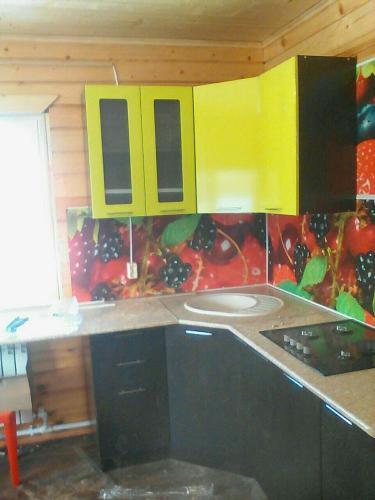 Кухня Лимон 1.2*2м. Мдф цена 48000р.