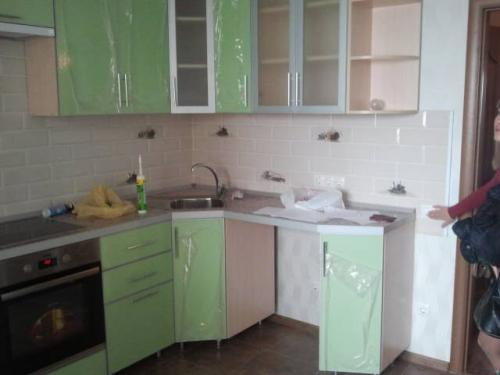 Кухня Микс-2 2.0*1.6м. Мдф цена 57600р.