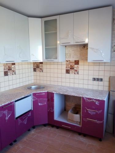 Кухня Миф-2  2*2м. Мдф цена 64000р.
