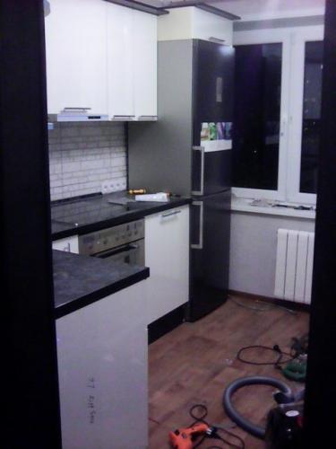 Кухня Ника 1.4*2.0м. Мдф цена 54500р.