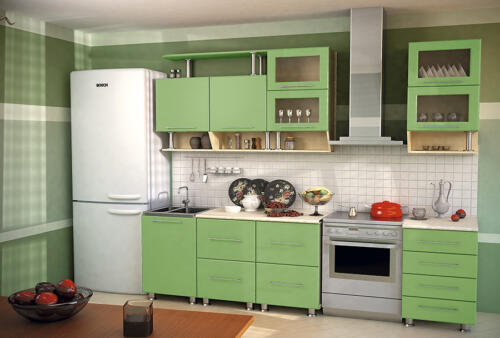 Кухня Микки. Размер: 2000 мм., цена: 33000р.