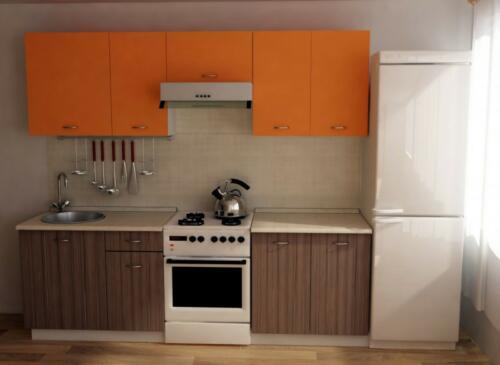 Кухня Лина. Размер: 2400 мм., цена: 29500р.