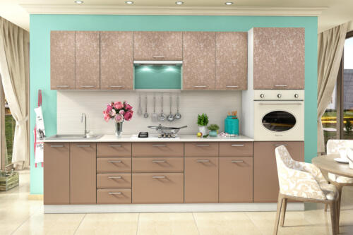 Кухня Лилия. Размер: 3000 мм., цена: 48500р.