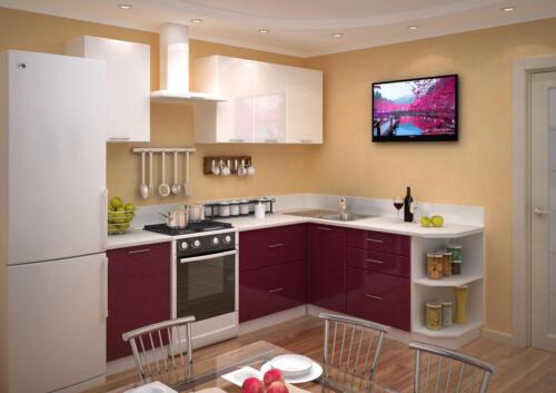 Кухня Мила. Размер: 1700*1700 мм., цена: 54200р.