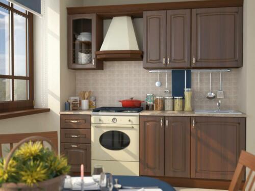Кухня Нина - 2. Размер: 1600 мм., цена: 25600р.