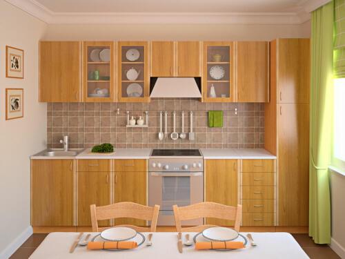 Кухня Лоза. Размер: 2900 мм., цена: 46400р.